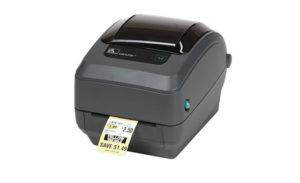 Printer Barcode Zebra