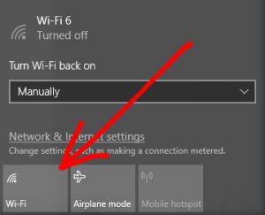 Wifi Mati