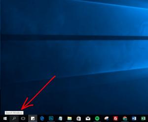 Search Windows