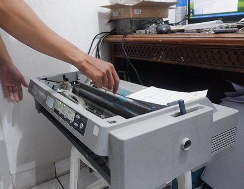 Printer Dotmatrix Epson LQ 2190