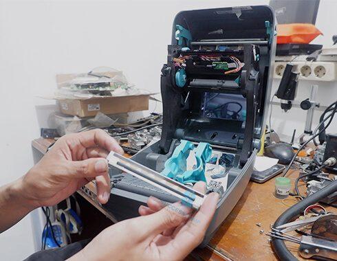 Printer Thermal ZEBRA GT820