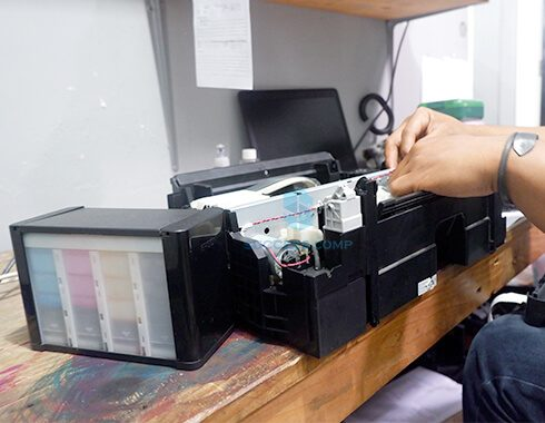 Service Printer INKJET